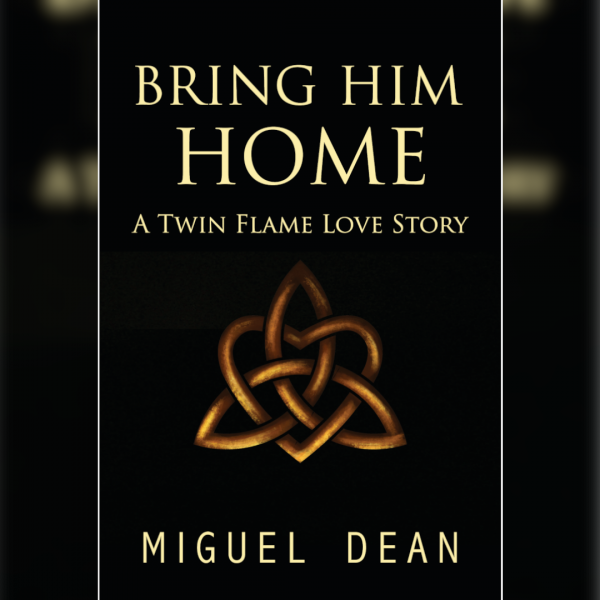 Bring Him Home - A Twin Flame Love Story (Personalised & Signed Paperback)